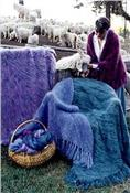 Marvelous Mohair Shawls & Afghans Pattern
