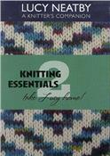 Lucy Neatby, A Knitter's Companion: KNITTING ESSENTIALS #2 DVD