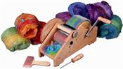 Ashford Wild Drum Carder *Free shipping in the USA*