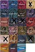 Multi-Colored 64's Merino Top - Dyed [*as low as $2.10/oz!!]