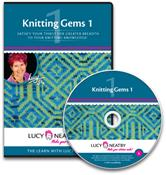 Lucy Neatby: Knitting Gems 1 DVD