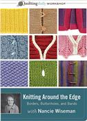 Knitting Around the Edge, DVD, Broders, Buttonholes and Bands