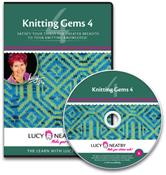 Lucy Neatby: Knitting Gems 4 DVD