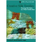 Creative Silk Textiles: DVD *$3.99 Shipping