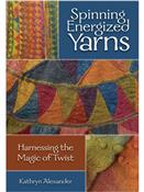 DVD: Spinning Energized Yarns *SALE*