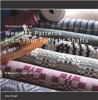 Ashford Book of Weaving Patterns from 4 to 8 Shaft
