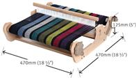 "16"" SampleIt Ashford Rigid Heddle Loom - w/Double-Heddle Capability"