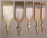 "Snipes ""Navajo Style"" Combs"