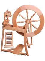 Ashford Traditional SINGLE DRIVE Spinning Wheel *FREE SHIPPING