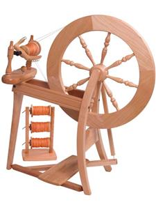 Ashford Traditional DOUBLE-DRIVE Spinning Wheel