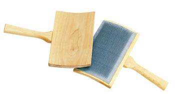 Schacht WOOL Hand and Flick Carders