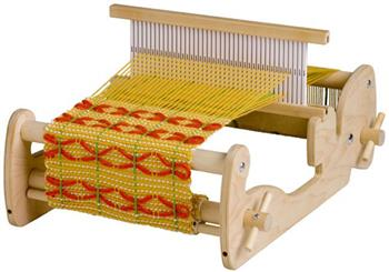 "10"" ""CRICKET"" Rigid Heddle Loom Kit from Schacht"